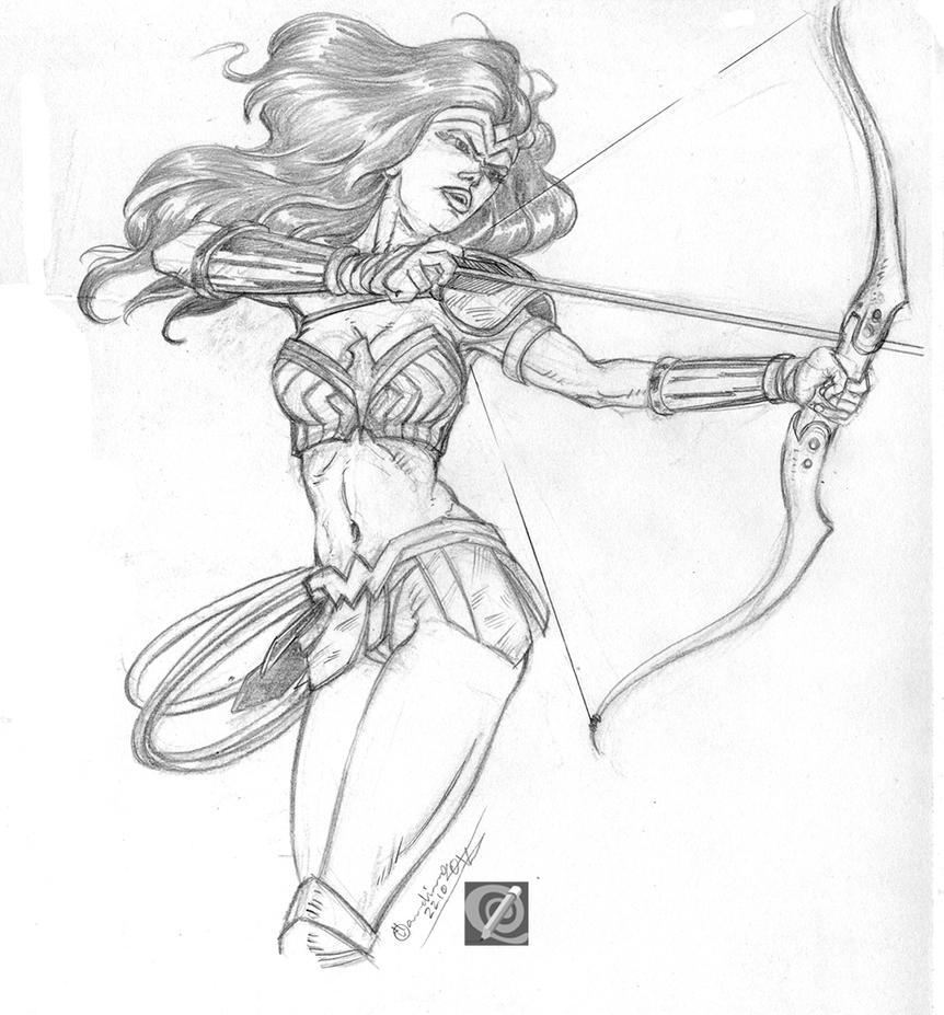 Diana by chclaudino