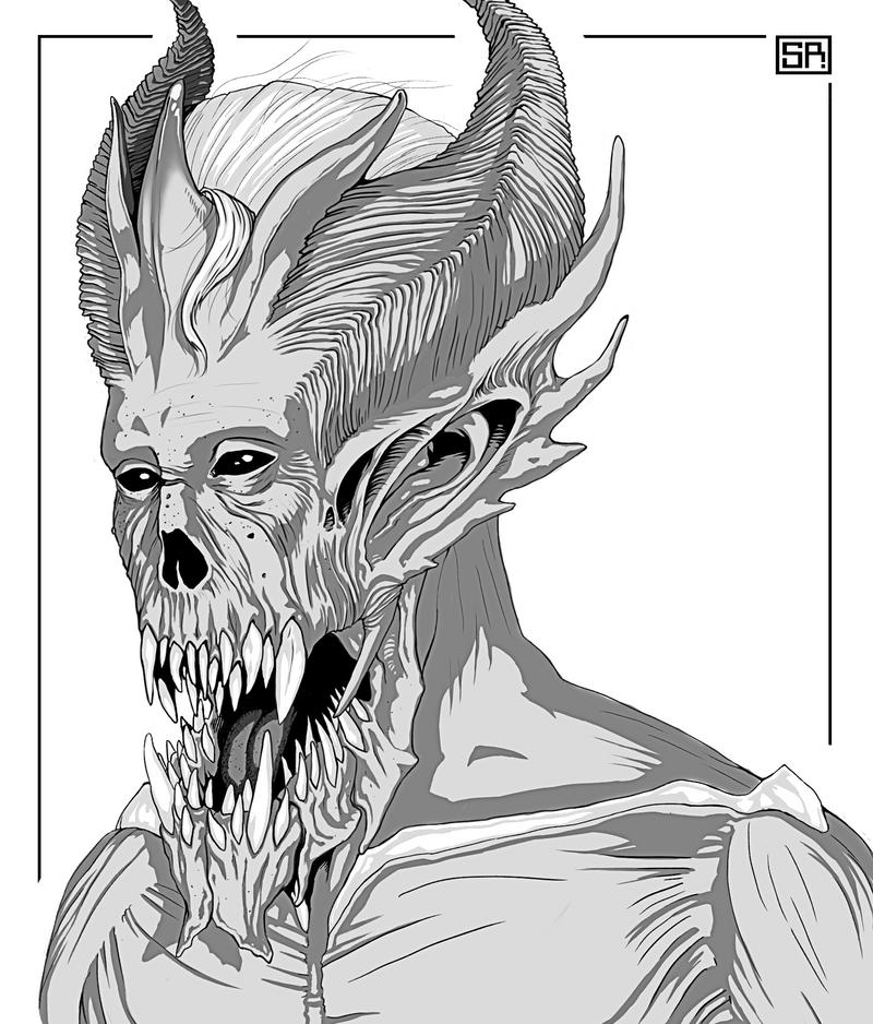 Demon by SkollRage