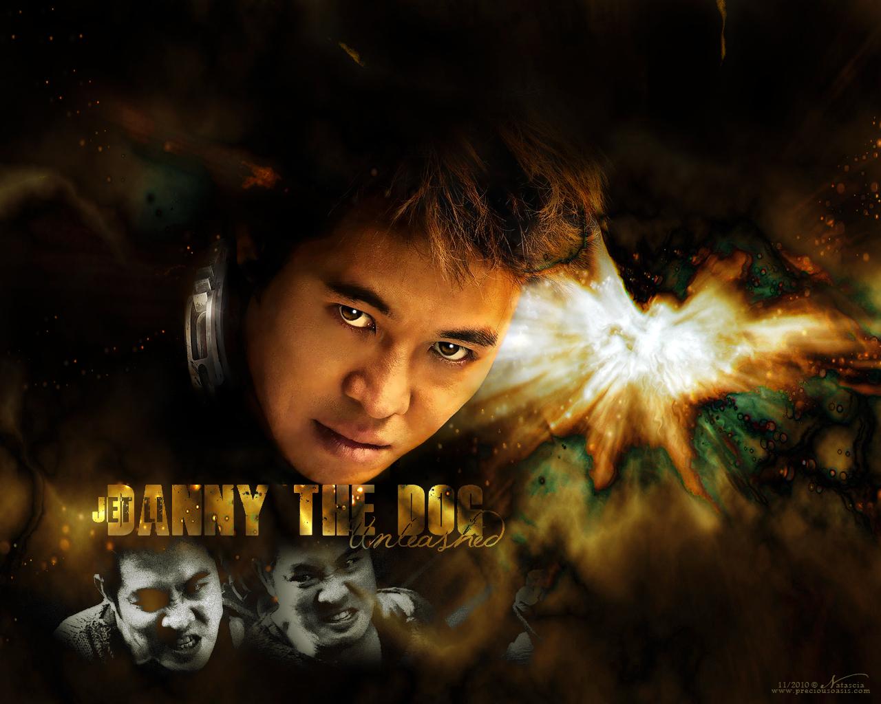 Jet Li Danny The Dog -...