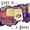 Love is a book! by FioNat77