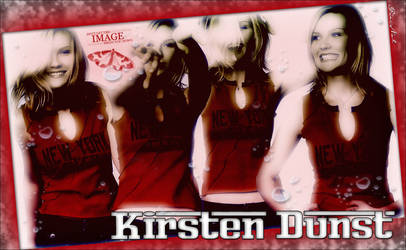 Kirsten Dunst by FioNat77