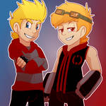 At: Derek And Cloude