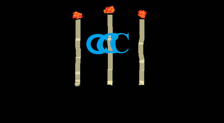 Chandler Pictures Logo (Unused Alternate Variant)