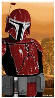 Star Wars Republic Commando Ghez Hokan by FoxbatMit