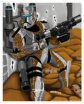 Republic Commando Yayax sguad Dev