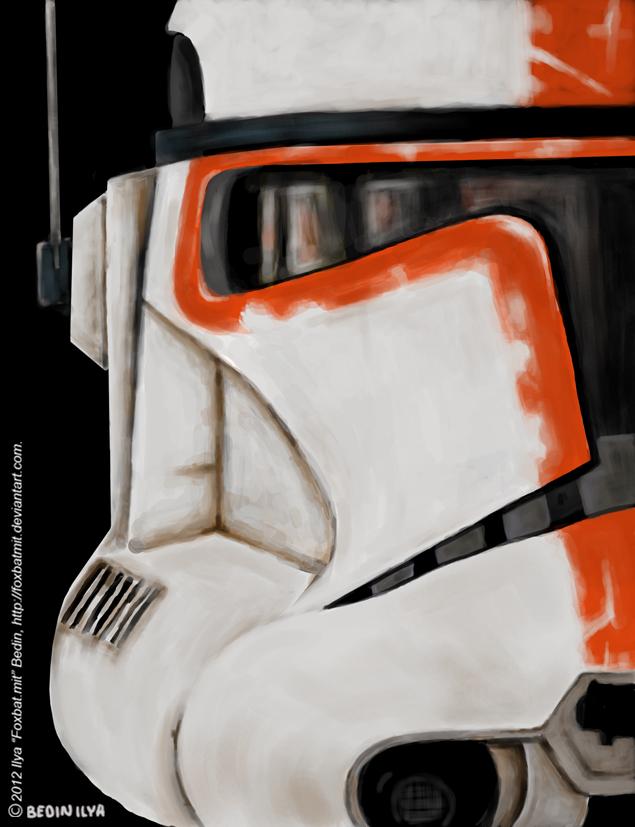 Star Wars Republic Commando ARC Captain N-11 Ordo by FoxbatMit