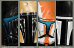 Star Wars Republic Commando Sergeants