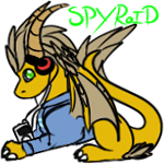 Journal Doll Commission: Spyroid by BipolarWolfy