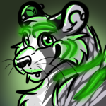 FA Icon Commission:Tigsy Twitch by BipolarWolfy