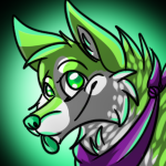 FA Icon Commission:NIIC by BipolarWolfy