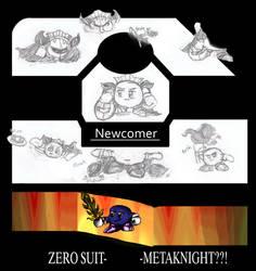Newcomer by Koopus