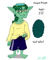 Koopus the Kappa design, 2020
