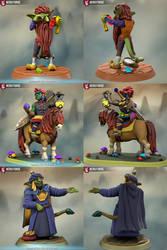 My HeroForge Goblins, Part 2