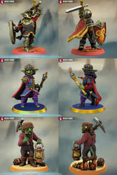 My HeroForge Goblins, Part 3