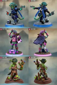 My HeroForge Goblins, Part 5