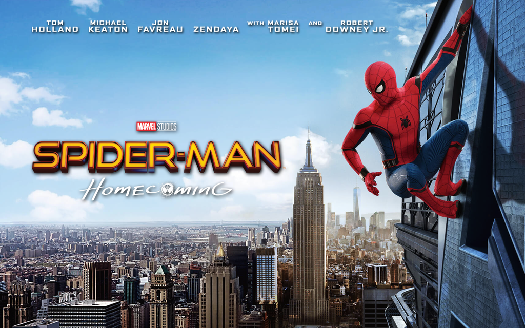 Spider Man Homecoming Wallpaper 1280x800 By Jakew1994