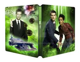 Doctor Who Series 3 Steelbook