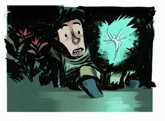 Swamp Fairy by dietrock