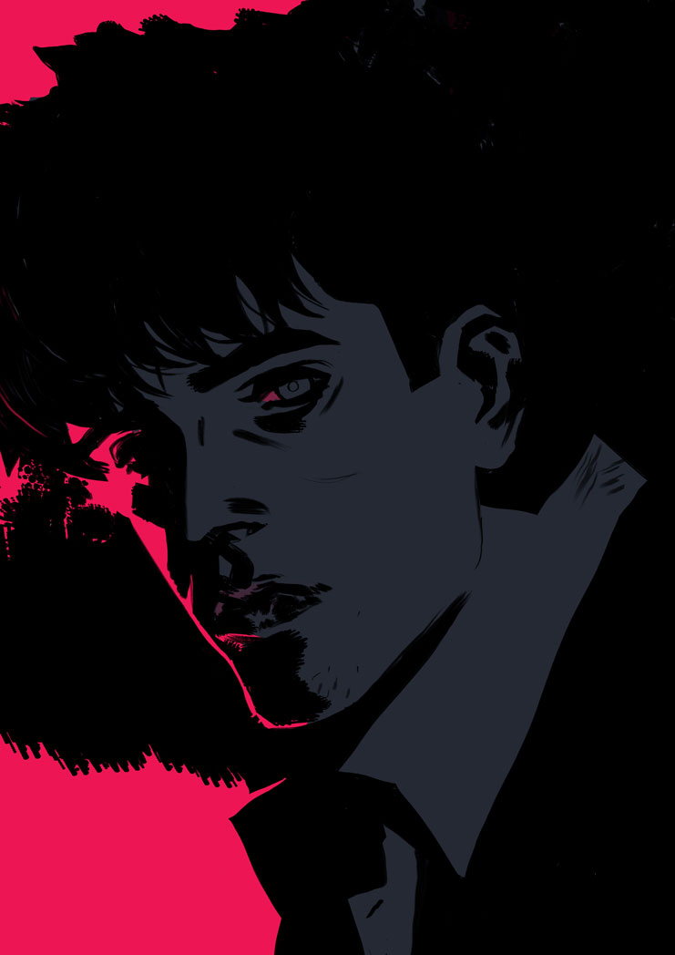 Dylan Dog by dietrock