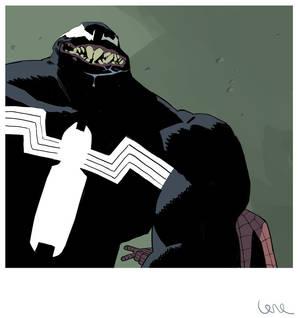 Photobomb level: Venom.