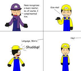Stupid Mario Bros. Episode 52 by TheArgoNinja