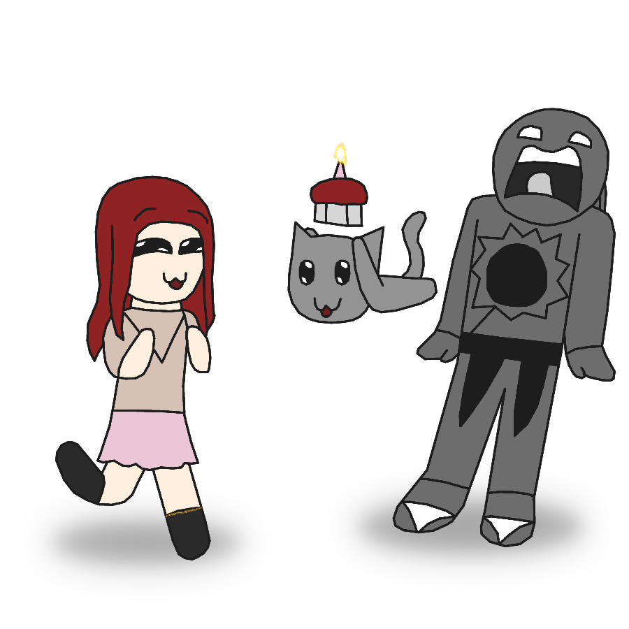 Happy Birfday Hollie by TheArgoNinja