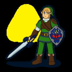 Hero Of The Wild by TheArgoNinja