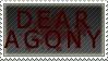 Dear Agony - Breaking Banjamin by DreamingSneakily