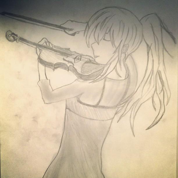 Kaori Miyazono (Shigatsu wa Kimi no Uso) by EnialisDiamondlew