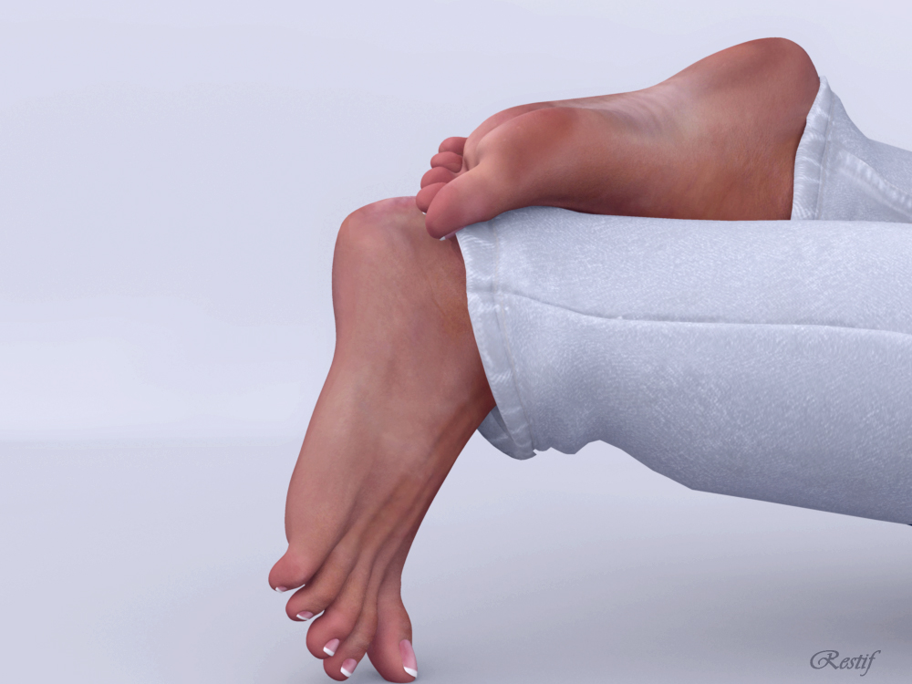 Adrea's Feet by restif