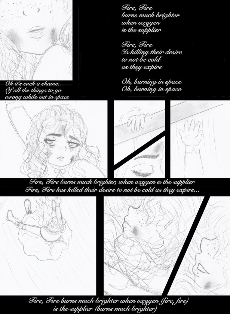 Maggie - A Fire Fire Song Fancomic Part 04 by Girl-In-Disorder