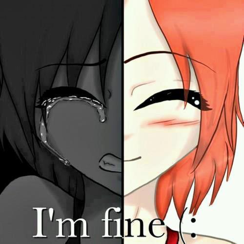 :( I'm Fine :) by koco1111