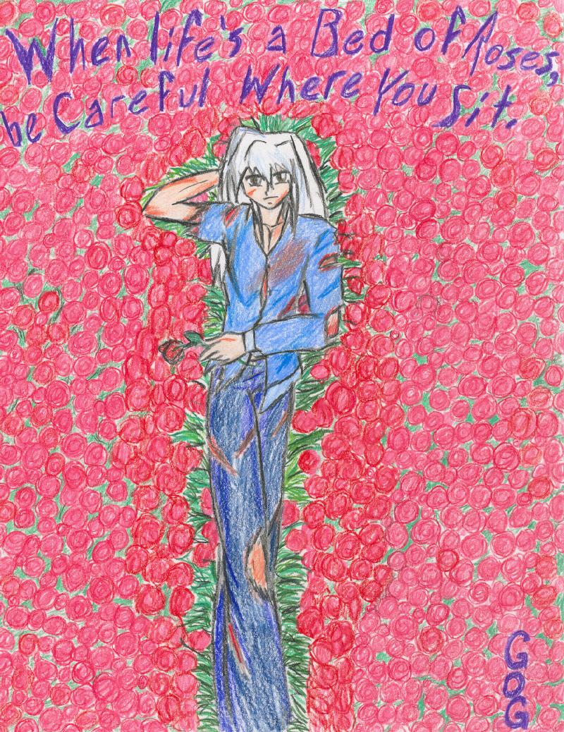 GDG - Bed of Roses by False-Memories