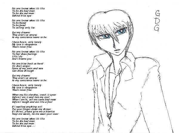 GDG -Behind Blue Eyes by False-Memories