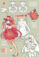 Admiral Squid-D by Catsupy