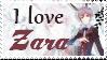 Zara stamp by alexielnoten