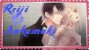Reiji Stamp by alexielnoten
