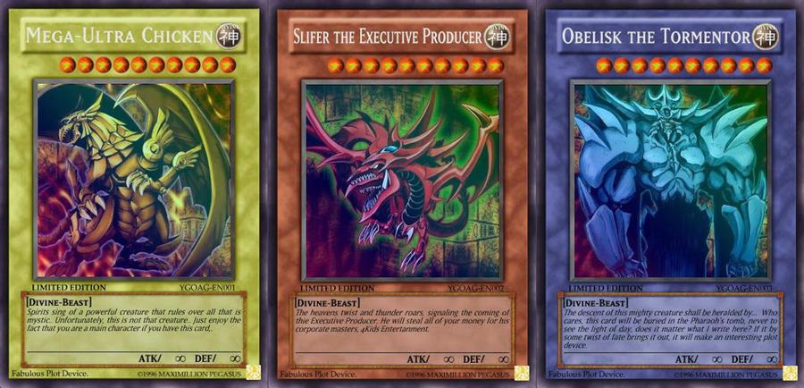 egyptian god cards fusion - photo #39