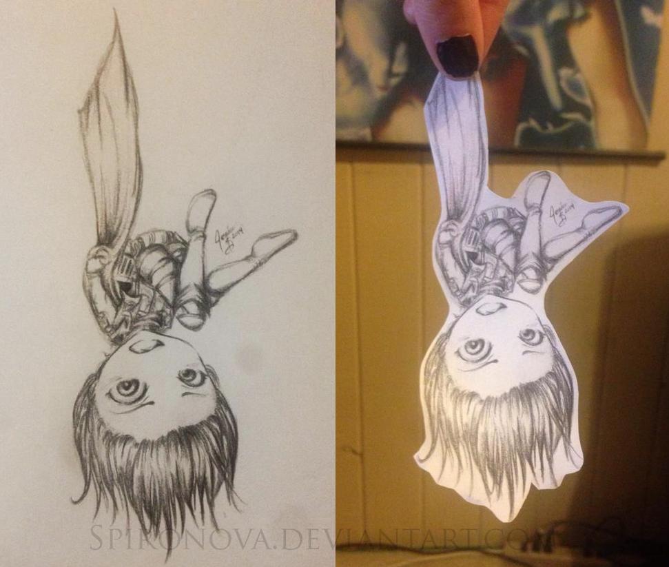 Mikasa Ackerman Paper Child By Spironova On DeviantArt