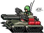 RA2 Apocalypse Tank Redux