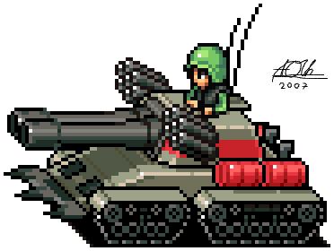 RA2 Apocalypse Tank Redux by Denryuu