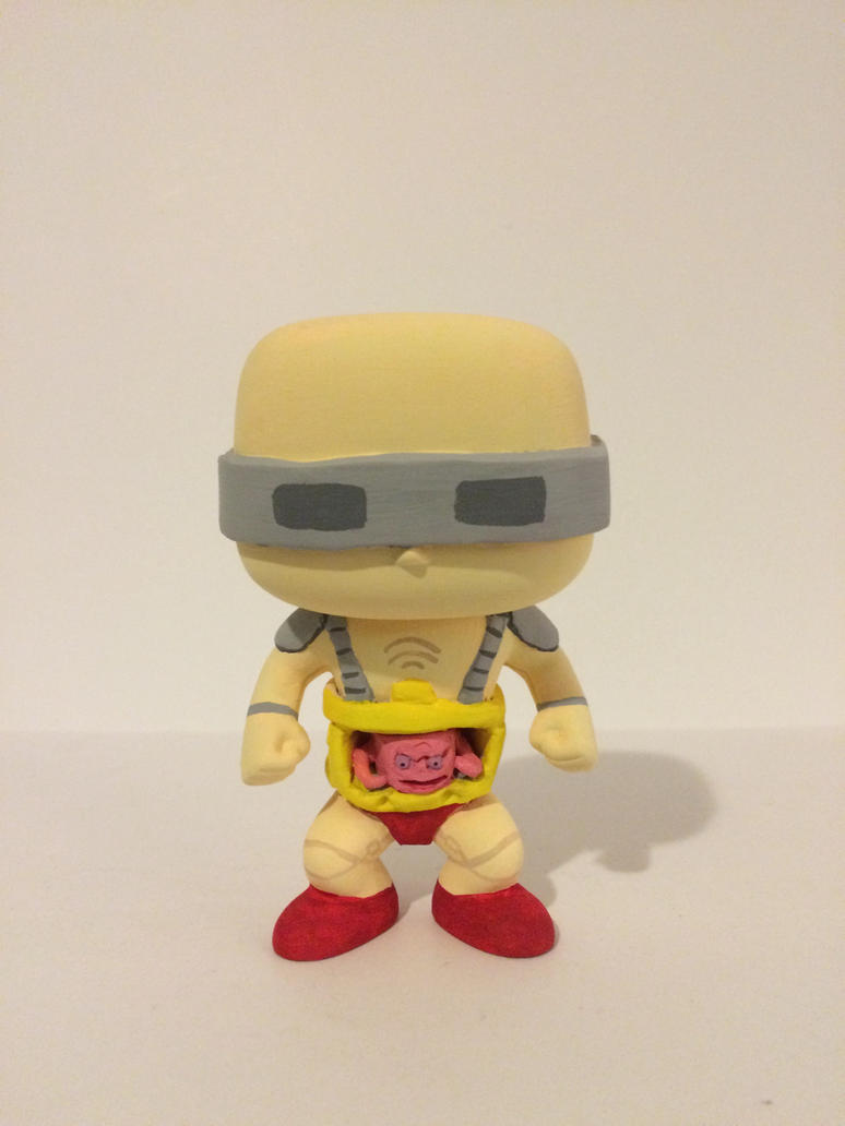 Krang by logicaldelusions
