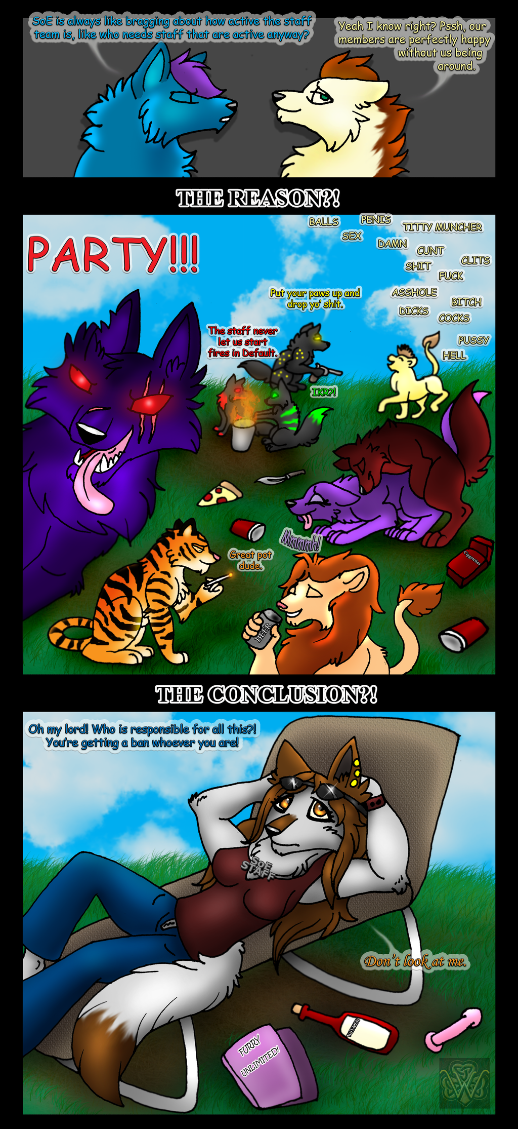 Feral Heart: Feral Heart Impressive Title Comics By CorruptTempest On