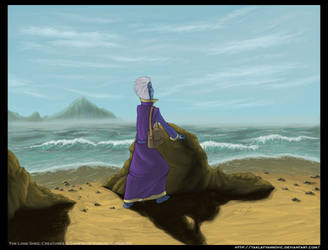 The Lone Shee by In-Tays-Head