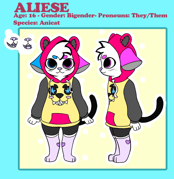Your very own art - Page 30 Aliese_by_aikawiifrostie-d8twlv3