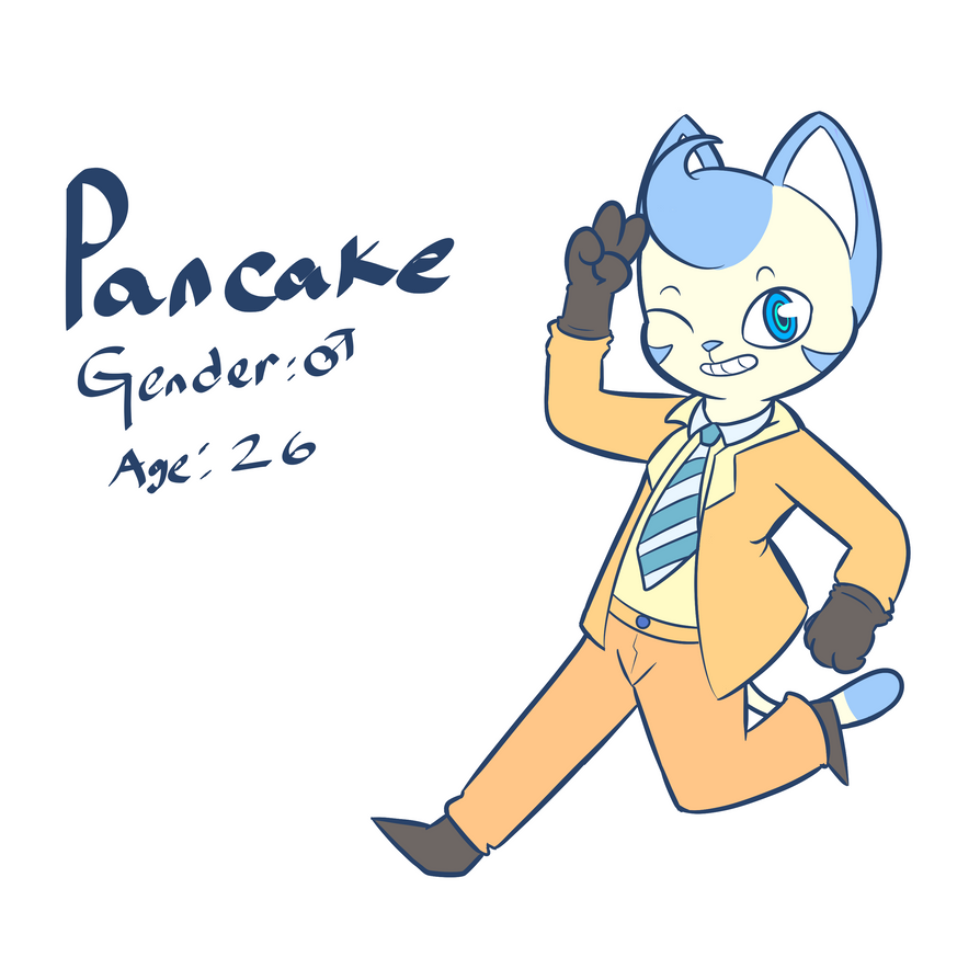 Your very own art - Page 31 Pancake_by_aikawiifrostie-d98aa8z