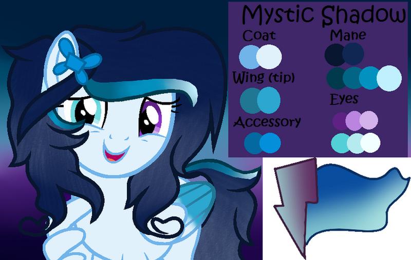 Mystic Shadow Ref by SoarinDash889