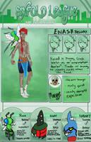Moeras NPC: Enash Bellamy by Zhoid