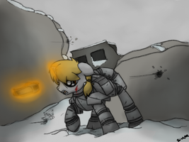 Snow, Blood and Steel by Sinrar