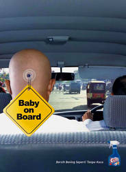 Baby on Board by bebeto66